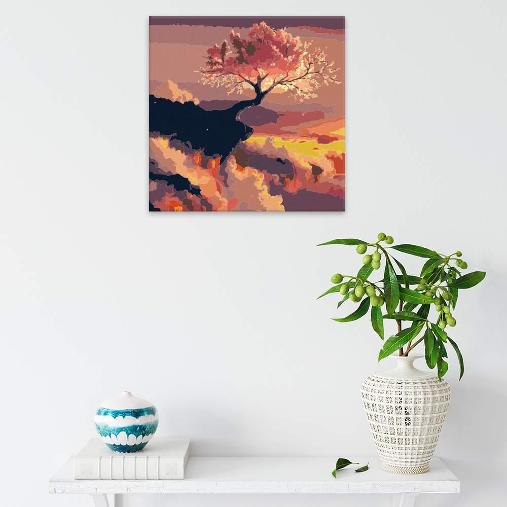 Obraz na zdi Kouzelná obloha