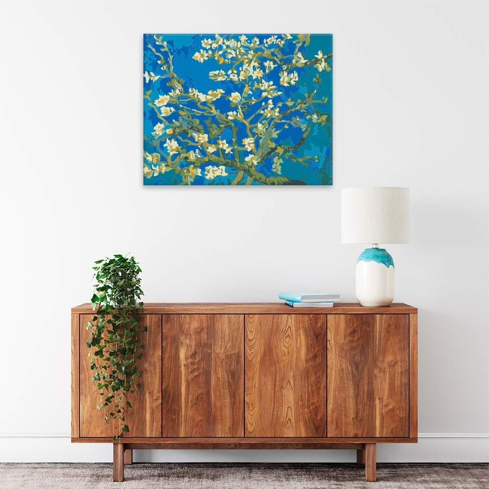 Obraz na zdi Mandlové květy