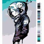 Malování podle čísel O samotě