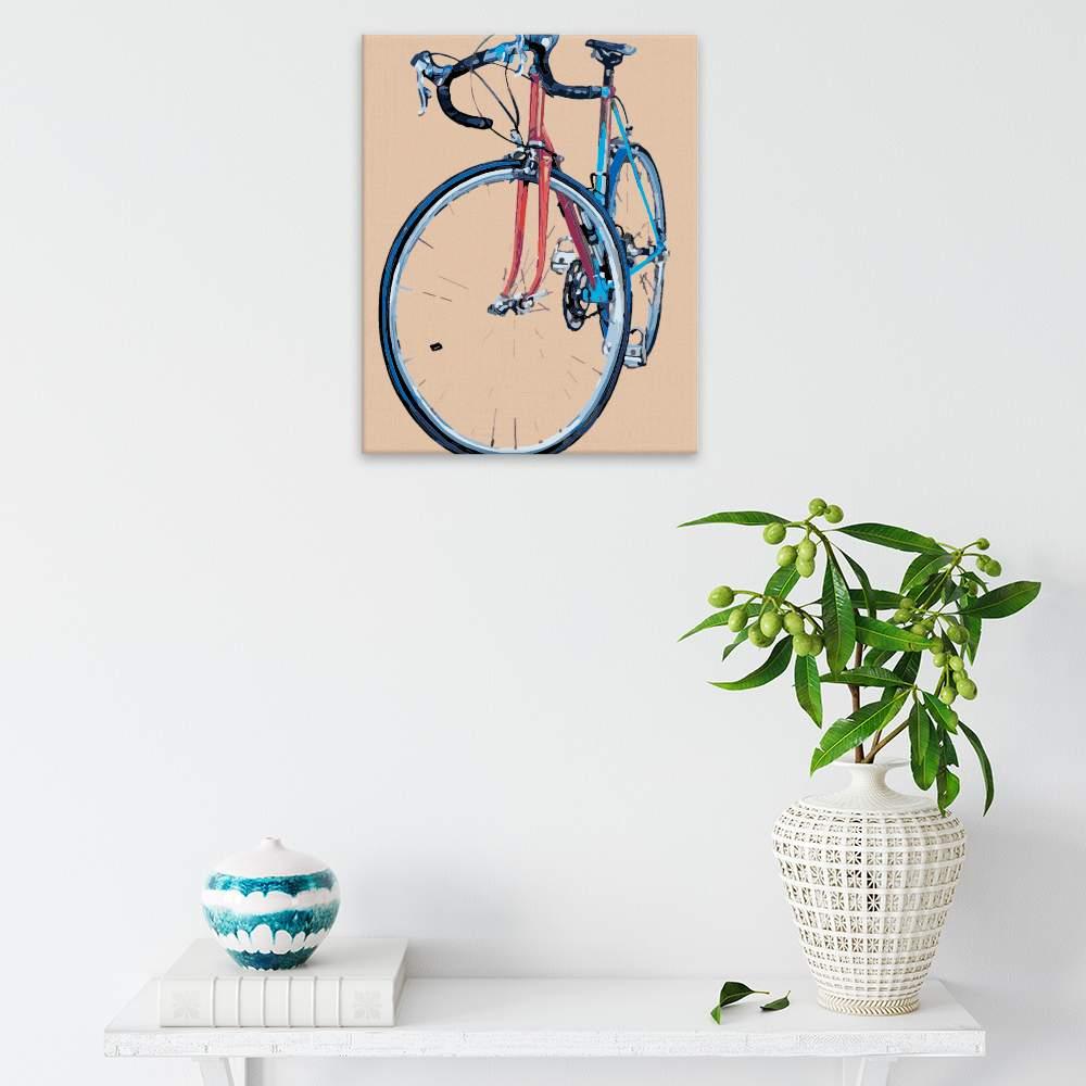 Malování podle čísel Karlíkovo kolo