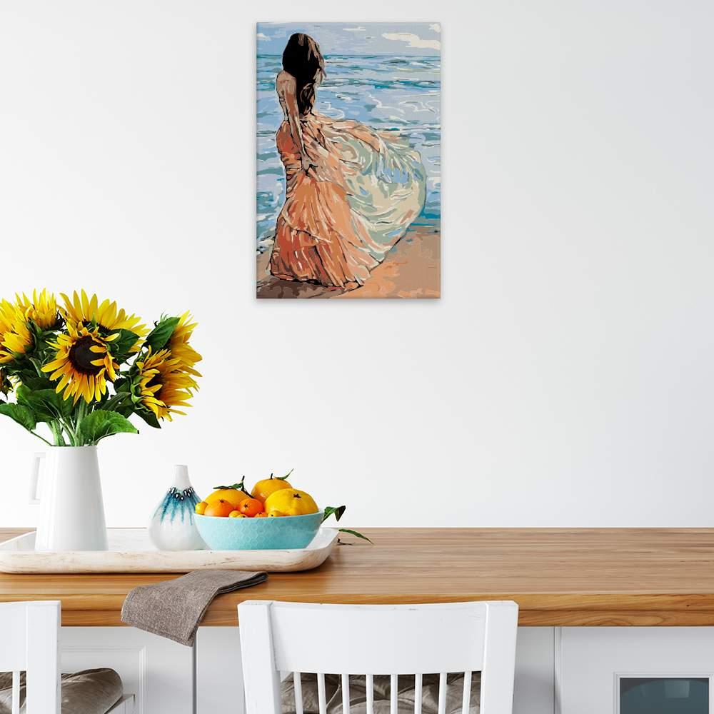 Malování podle čísel Romantika pro jednoho