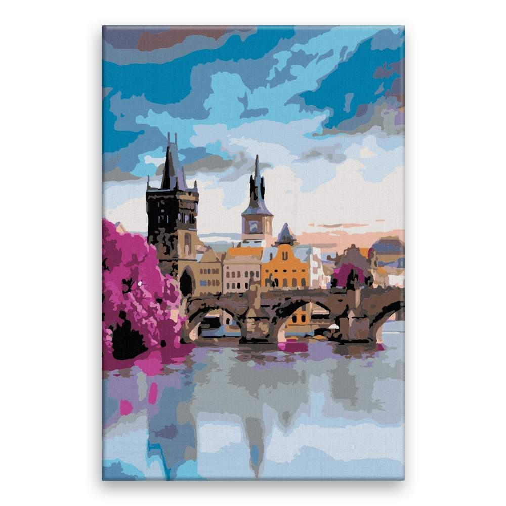Malování podle čísel Praha 02