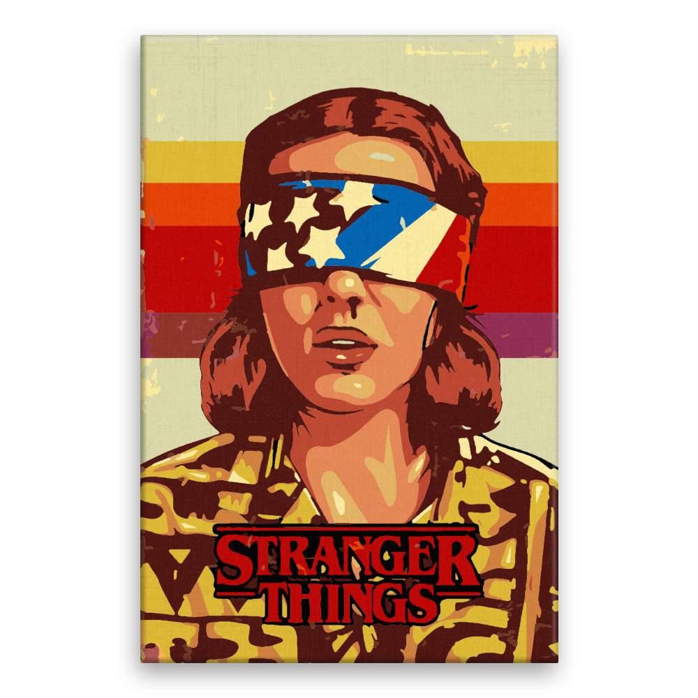 Malování podle čísel Stranger Things 03